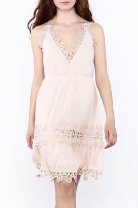 Ark & Co Beige Gypsy Dress