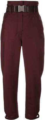 Fendi slim fit trousers