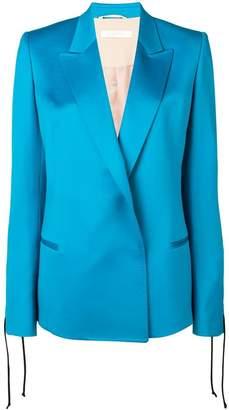 Ssheena lace up blazer
