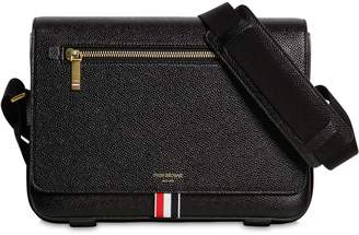 Thom Browne Leather Reporter Bag