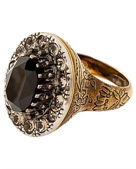 Alexander McQueen Jewelled Ring