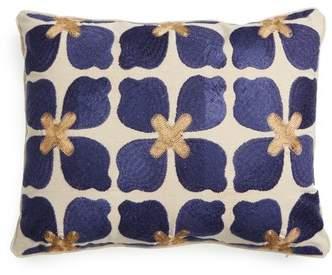 Beckett Embroidered Pillow