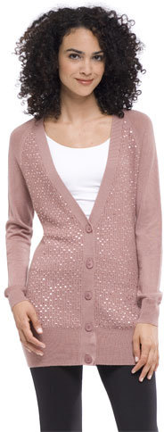 Polished Drama, Boyfriend Cardigan