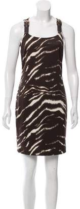 MICHAEL Michael Kors Buckle Accented Mini Dress w/ Tags
