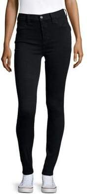 Free People Long and Lean High-Rise Jeggings
