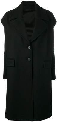 Neil Barrett perfectly fitted coat
