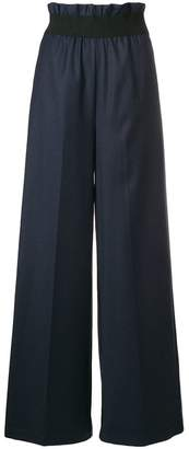 Semi-Couture Semicouture paperbag waist trousers