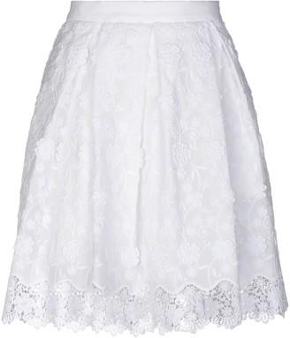 Piccione Piccione PICCIONE.PICCIONE Knee length skirts - Item 35392536DS