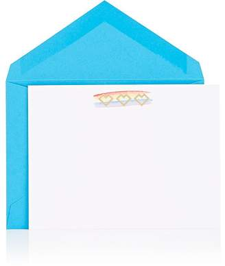 Connor Heart & Rainbow Notecard Set