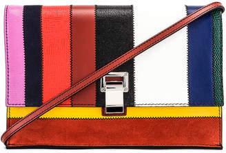 Proenza Schouler Small Patchwork Bag in Multi | FWRD