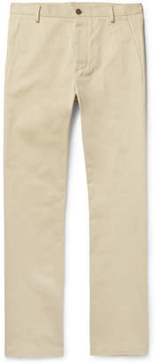 Balenciaga Cotton-Twill Chinos