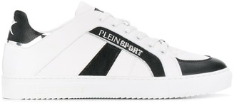 Plein Sport Tiger low-top sneakers