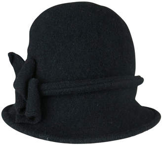 Morgan & Taylor Soft Cloche With Pleate Detail