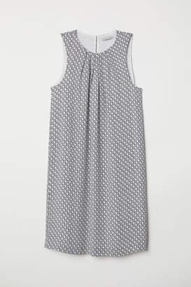 H&M Sleeveless Dress - White