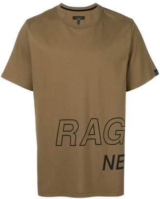 Rag & Bone logo print T-shirt