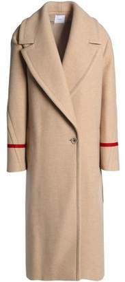 Agnona Wool And Cashmere-Blend Coat