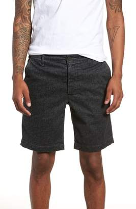 AG Jeans Lotas Slim Fit Stretch Cotton Shorts