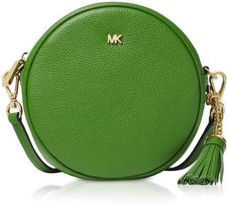 Michael Kors Pebbled Leather Canteen Crossbody