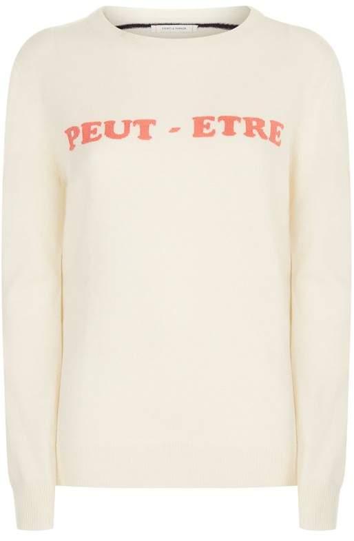 Peut-Etre Cashmere Sweater