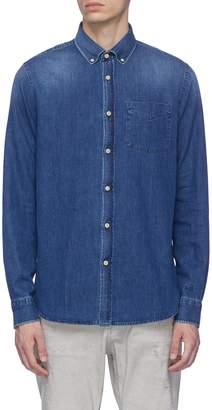 Denham Jeans 'Standard' washed denim shirt