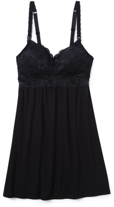 Cosabella Never Say Never Mommie Babydoll $148 thestylecure.com