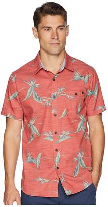 Rip Curl Jungle Short Sleeve Shirt Men's Clothing