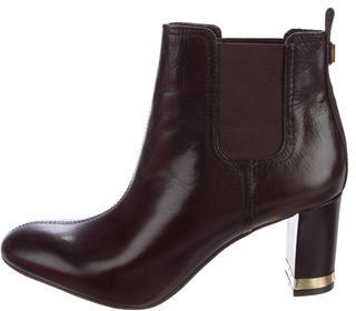 Tory BurchTory Burch April Leather Ankle Boots