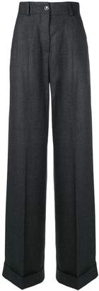 Pt01 wide leg trousers