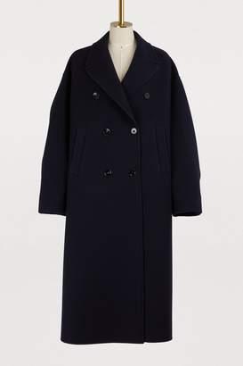 Jil Sander Fidenza wool coat