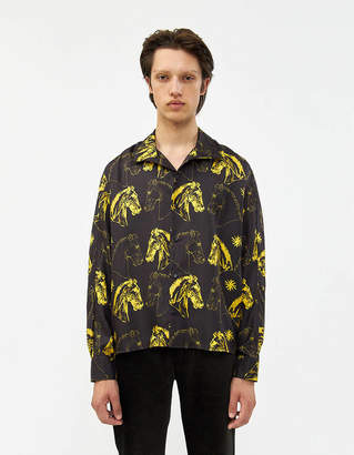 Goetze Dylan Shirt in Horse Print