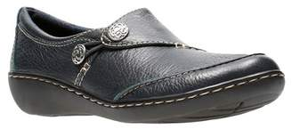 Clarks Ashland Lane Q Leather Slip-On Loafer - Multiple Widths Available