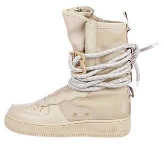 Nike Jordan Air Force SF AF1 Sneakers w/ Tags
