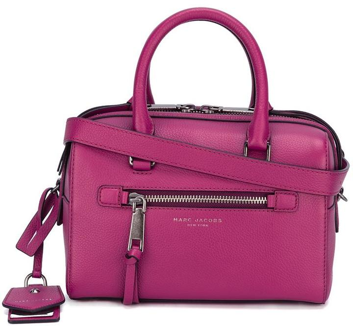 Marc JacobsMarc Jacobs small 'Recruit' bauletto tote