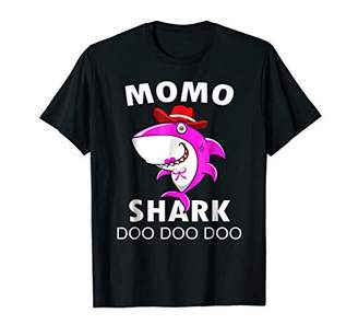 Momo Shark Matching Family Shark Shirt - Mothers Gift