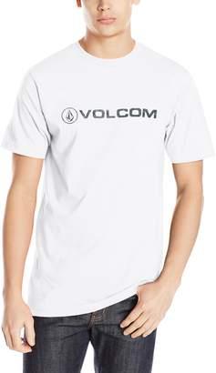 Volcom Men's Stone Logo T-Shirt