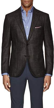 Luciano Barbera Men's Wool-Blend Two-Button Sportcoat