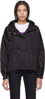 Prada Black Nylon Waterproof Jacket