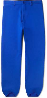 Balenciaga Pantasock Virgin Wool-Blend Trousers