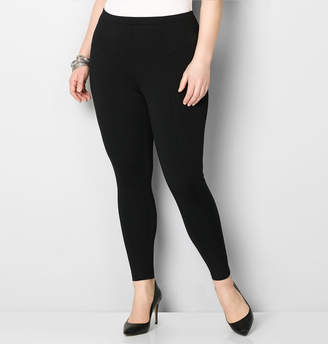 Avenue Seamed Ponte Legging