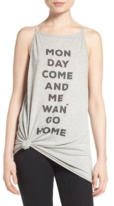 Women's The Laundry Room Go Home Tunic $78 thestylecure.com