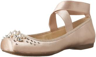 Jessica Simpson Women's MINEAH Ballet Flats