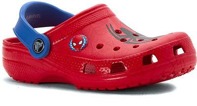 crocs inc. Boys' Classic Spiderman Clog