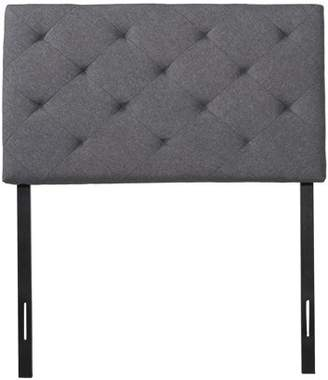 CO-Z Upholstered Twin Size Headboard Fabric with 4 Adjustable Positions