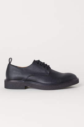 H&M Derby Shoes - Black