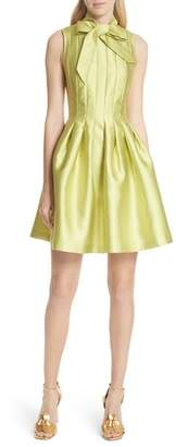 Ted Baker Bow Neck Skater Dress