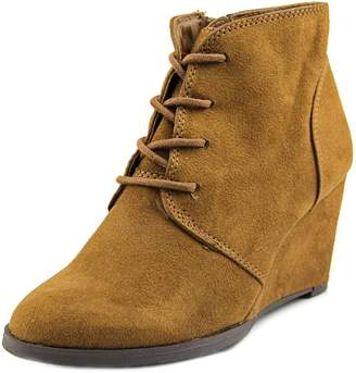 American Rag AR35 Baylie Lace Up Wedge Booties