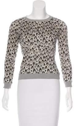 Diane von Furstenberg Wool-Blend Sweater