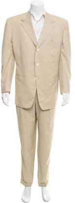 Gianni Versace Vintage Wool Two-Piece Suit