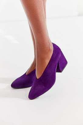 Vagabond Shoemakers Olivia Suede Heel