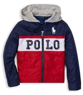 Ralph Lauren Little Boy's Coated Trucker Jacket